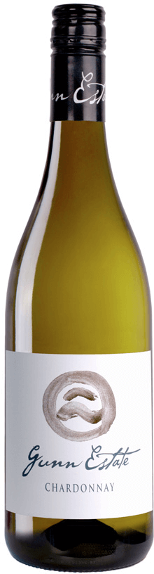 White Label Chardonnay Wine - Gunn Estate Winery