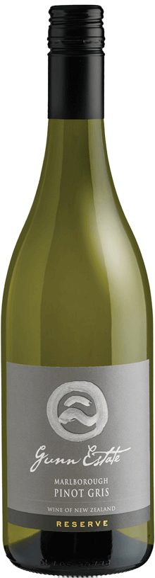 Reserve Marlborough Pinot Gris Wine - Gunn Estate