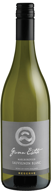 Reserve Marlborough Sauvignon Blanc Wine - Gunn Estate Winery